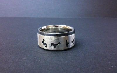 Alpaka-Ring