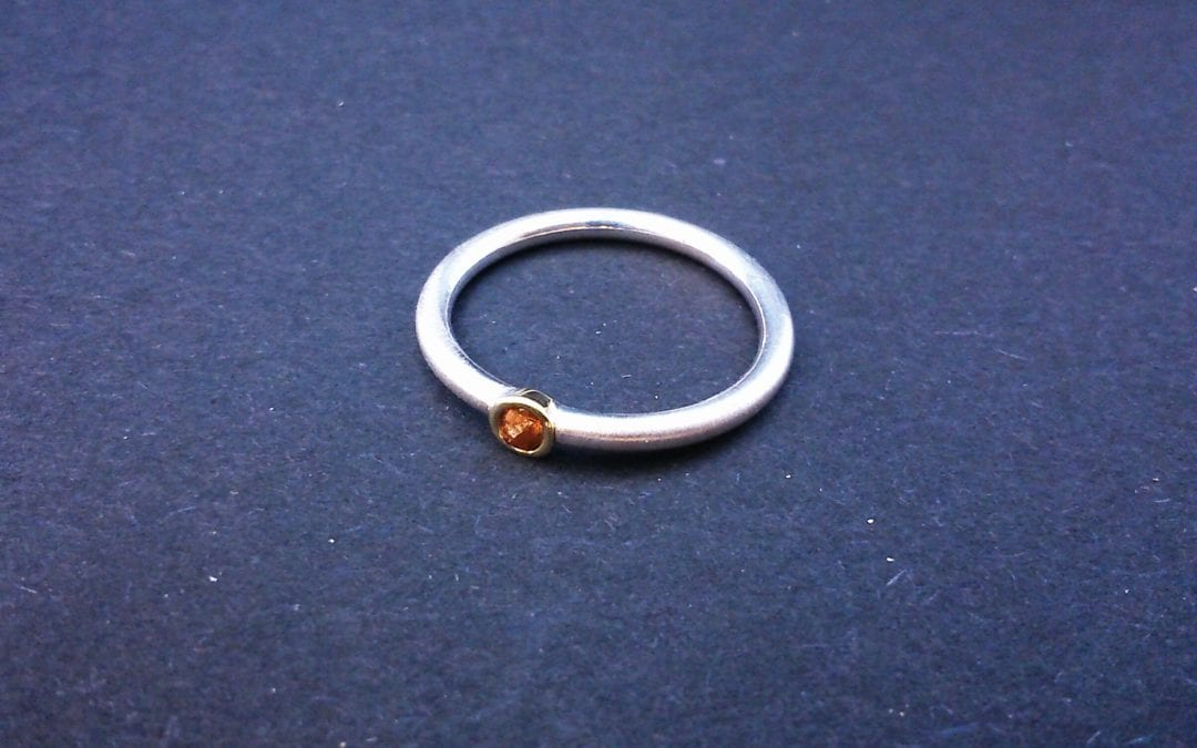 Saphier Ring